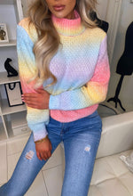 Knit Rainbow Jumper