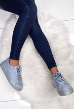 Blue Women's Trainers