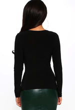 Slinky Long Sleeve Top