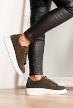 Diamante Studded Trainers