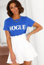 Blue Vogue T-Shirt
