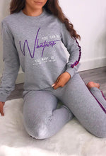 Grey Lounge Set