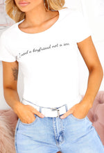 Love Island Slogan T-Shirt