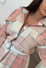 Checked Shirt in Pink