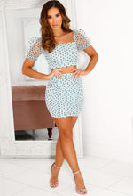 Mint Green Polka Dot Co-Ord