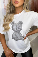 Diamante Teddy T-Shirt