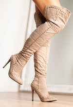 Over The Knee Stiletto Boots