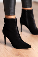 Smart Black Ankle Boot