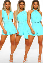 Multi Way Playsuit