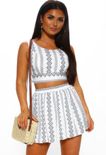 skirt co-ord