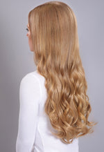 Extreme Volume Ash Blonde #18.22 Curly Weft Hair Extensions