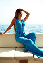 Body And Soul Blue Multiway Jumpsuit