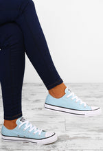Chuck Taylor Converse All Star Ox Turquoise Trainers