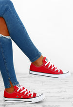 Converse Chuck Taylor All Star Red Trainers