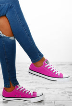 Chuck Taylor Converse All Star Fuchsia Trainers