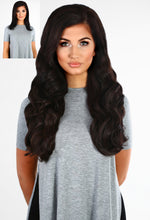 "Curly 24"" 3/4 Clip In Hair Boost"