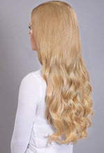 Extreme Volume Golden Blonde #611KB88 Curly Weft Hair Extensions
