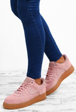 Nike Air Force 1 07 SE Pink Trainers