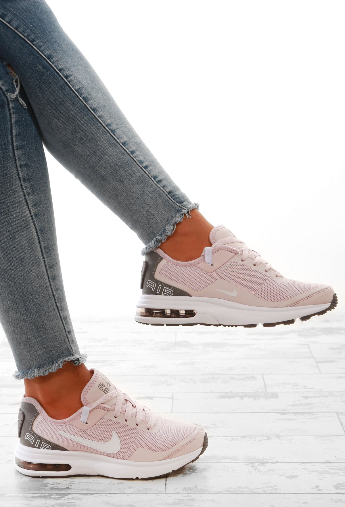 reputable site b605f f5c24 Nike Air Max Pink LB Trainers