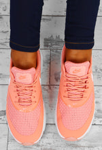 Nike Air Max Thea Crimson Bliss Trainers