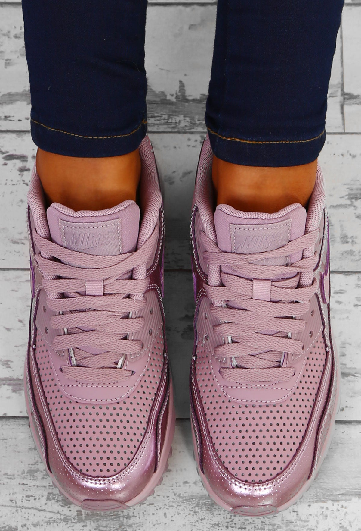 a5a1061a4b03f Nike Air Max 90 SE Elemental Rose Trainers – Pink Boutique UK