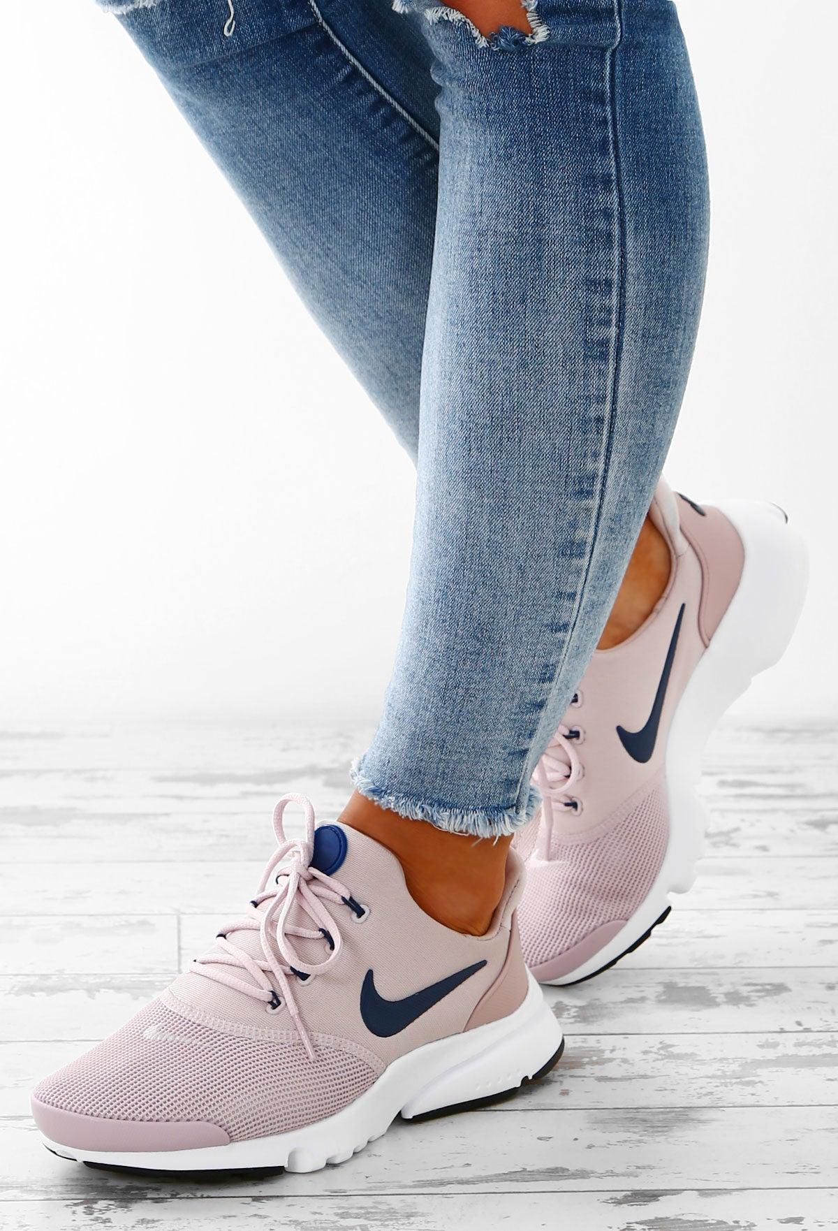 timeless design 20363 cb9cf Nike Presto Rose Pink Flyknit Trainers – Pink Boutique UK