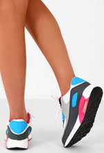 Adrenaline Rush Multi Coloured Trainers