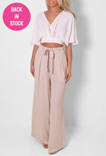 Ruby Stone Wide Leg Trousers