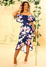Floral Occasion Dress - Campaign Image