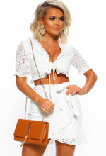 white co-ord