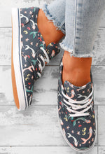 Vans My Atwood Navy Mermaid Trainers