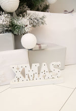 Xmas LED Light Sign