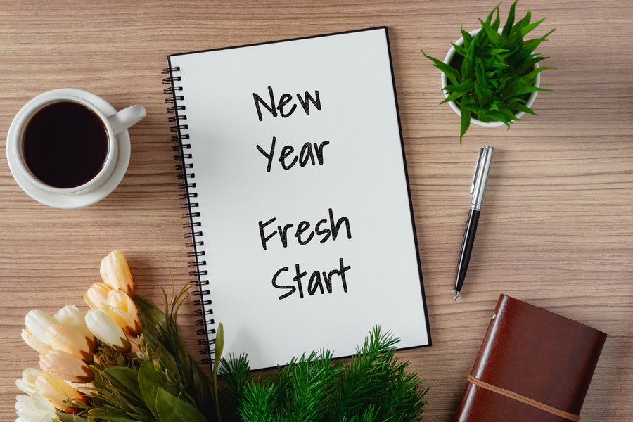 A Guide to New Year's Resolutions: How to Make Them, How to Keep Them