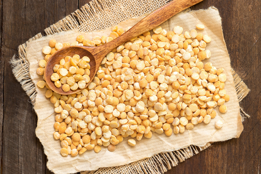 4 Reasons Yellow Peas are Taking Over the Food Market
