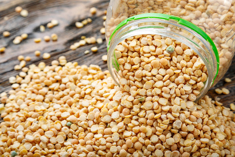 What's so special about yellow pea fiber? - BellyCrush