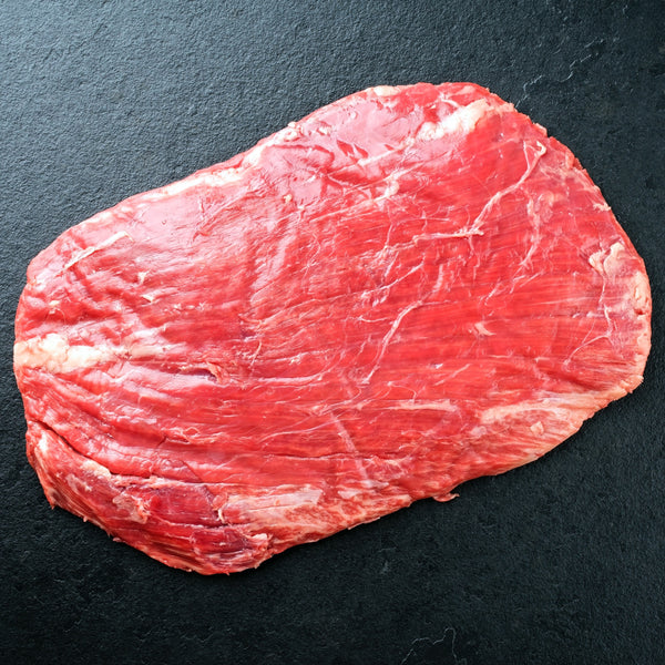 Grass finished bavette steak (8oz)