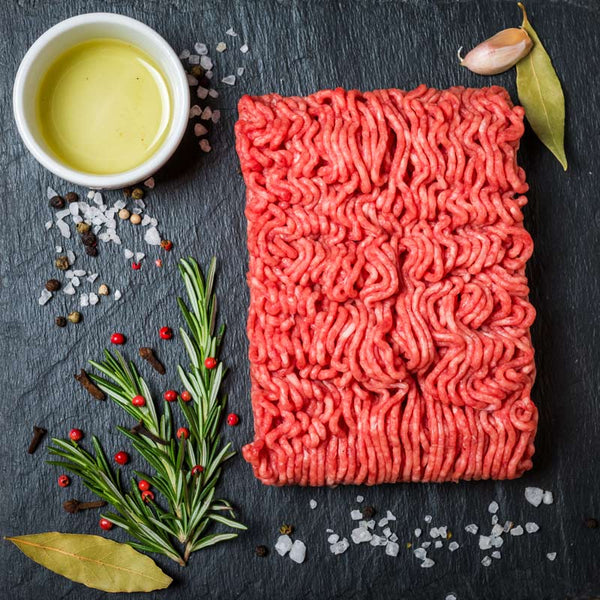 Grass finished ground beef box (10lbs)