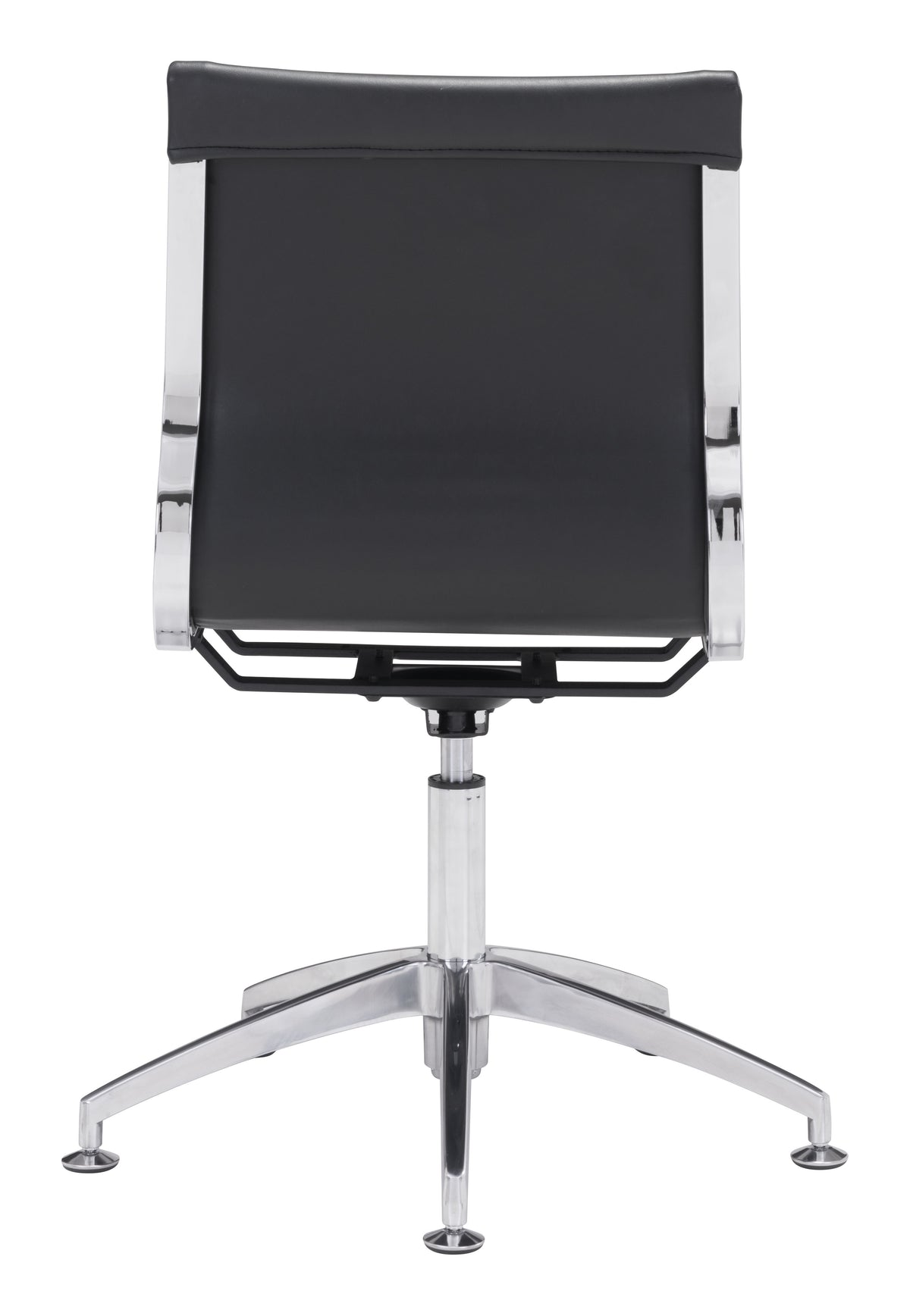 Crecent Office Chair Black