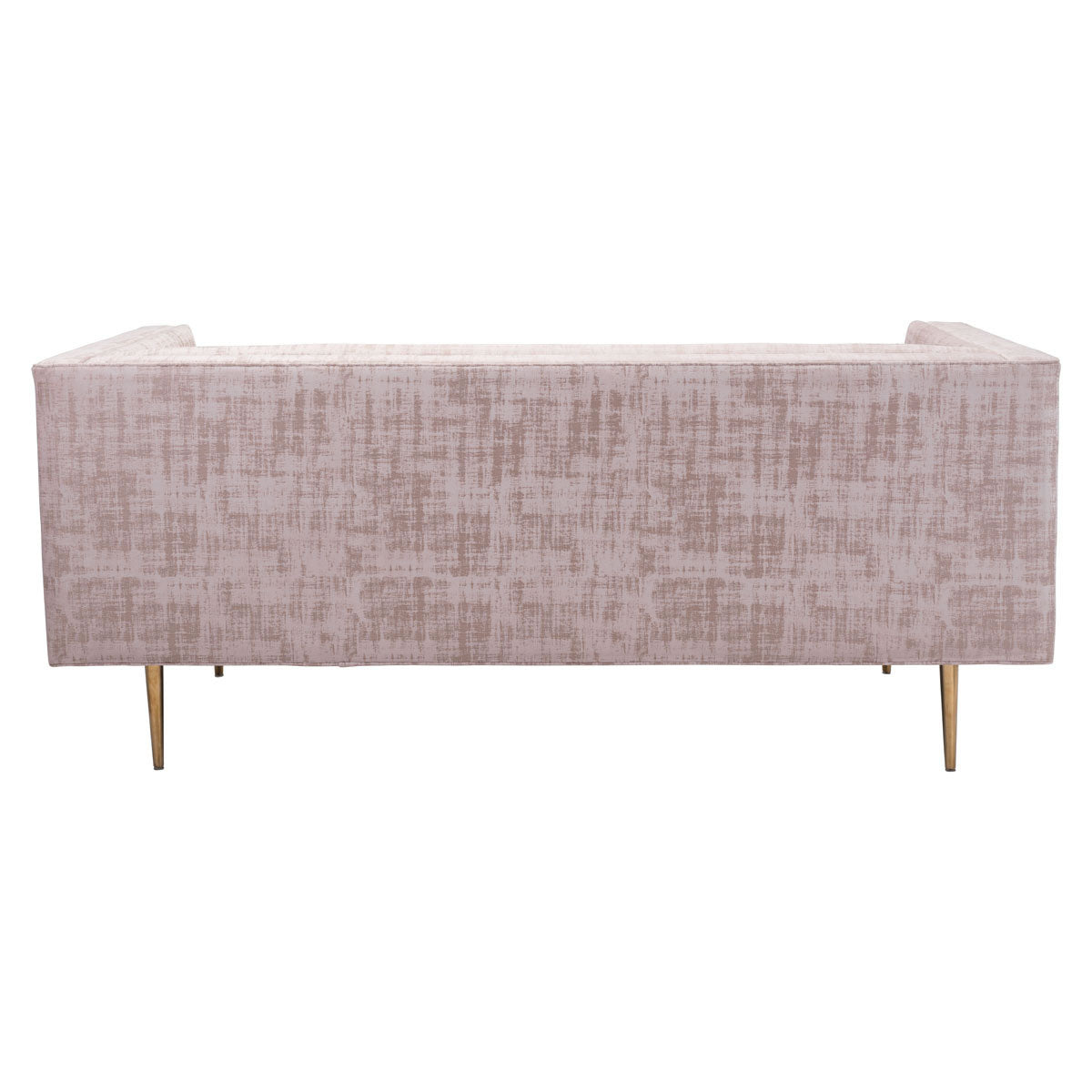 Drift Sofa Pink Velvet