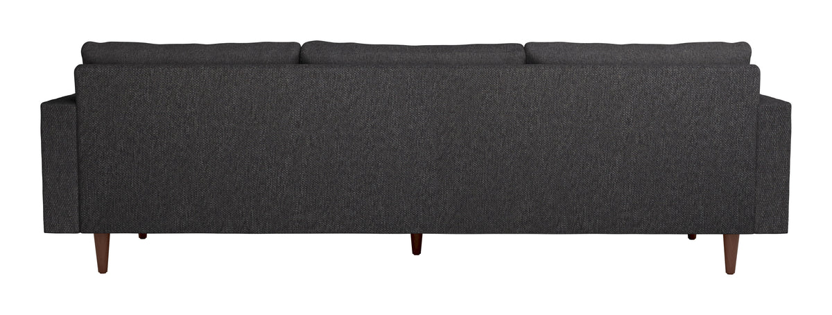 Envelo Sectional Slate Gray