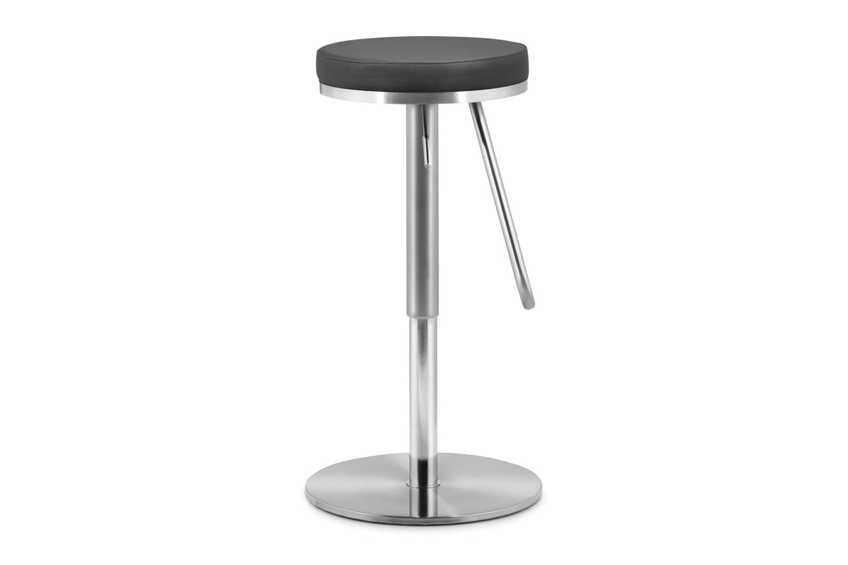 Tangent Counter Stool Black