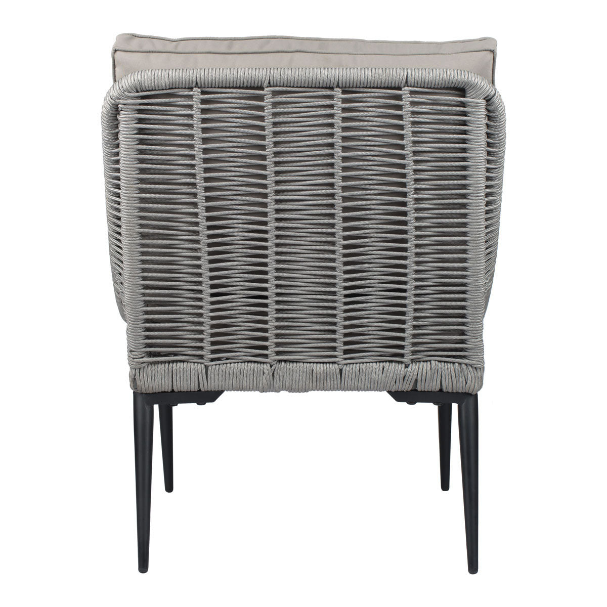 Cabada Outdoor Chair Gray