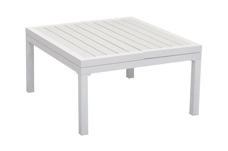 Mantic Outdoor Coffee Table White