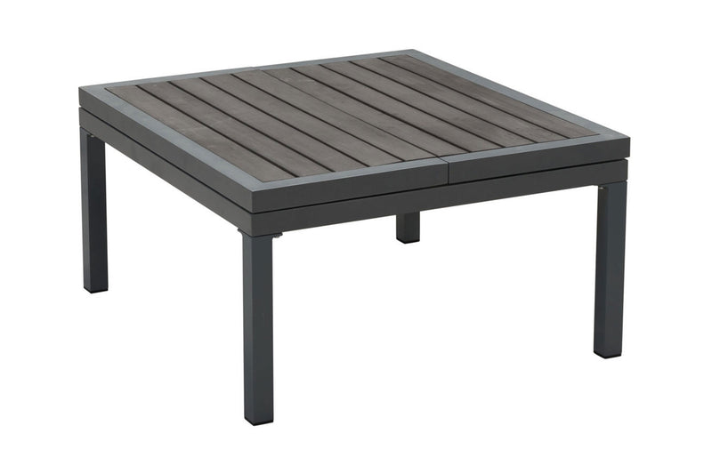 Mantic Outdoor Coffee Table Dark Gray