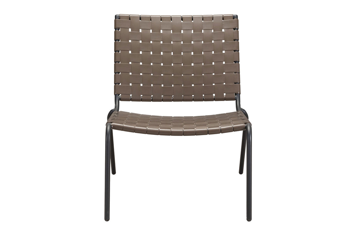 Zalco Outdoor Lounge Chair Espresso