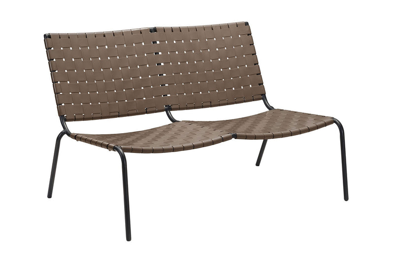 Zalco Outdoor Loveseat Espresso