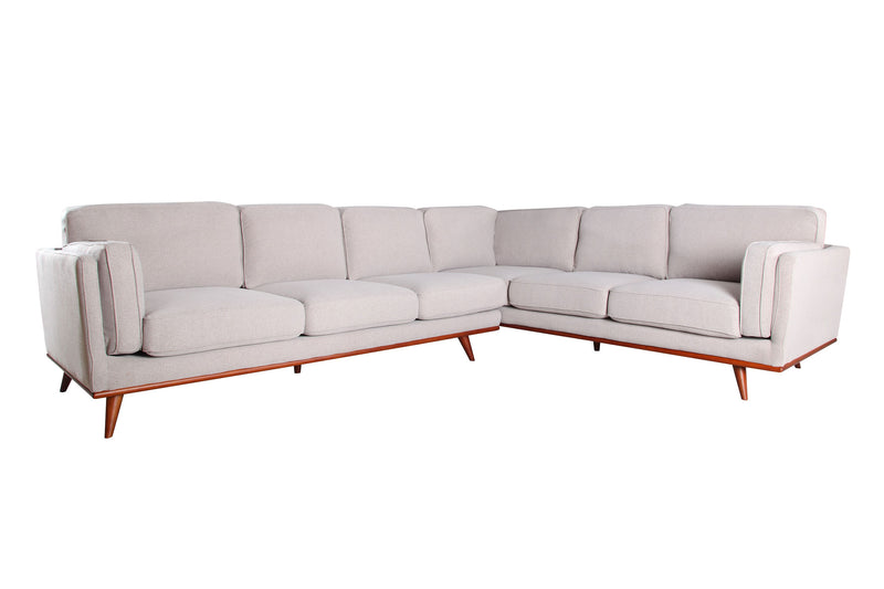 Sabina Sectional Gray