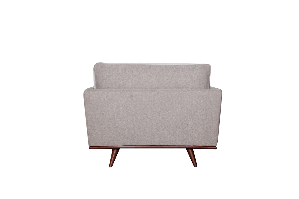 Sabina Arm Chair Gray