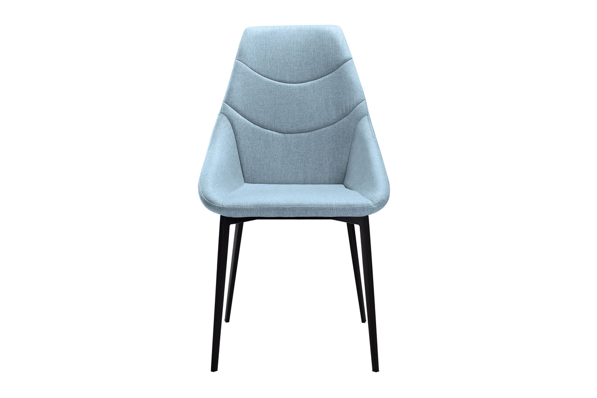 Ecole Dining Chair Blue - Set of 2
