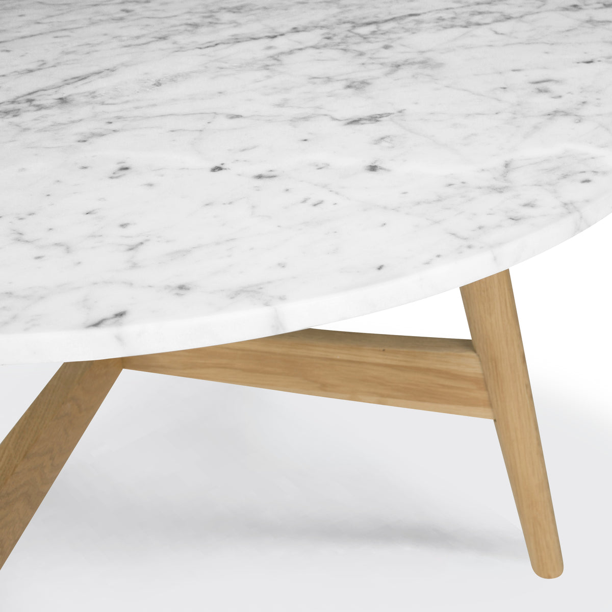 Nican Coffee Table Marble Natural